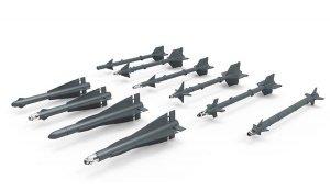 U.S. Short-range Air-to-air Missiles  (Vista 2)
