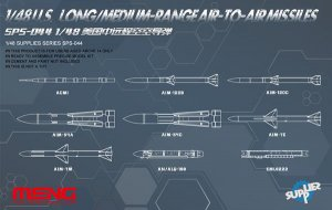 U.S. Long/Medium-range Air-to-air Missil  (Vista 1)