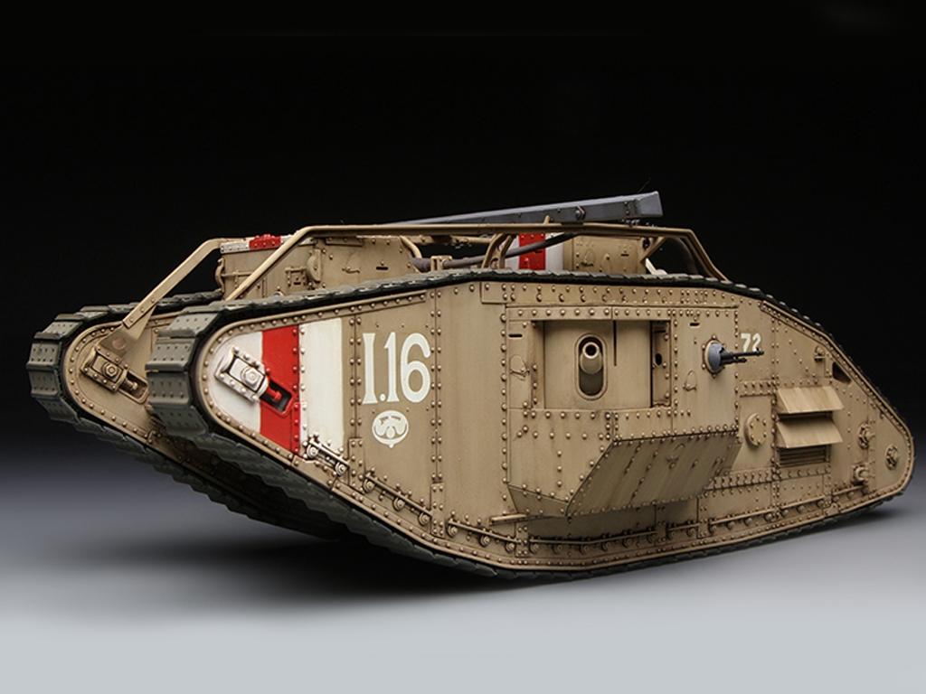 British Heavy Tank Mk.V Male  (Vista 2)