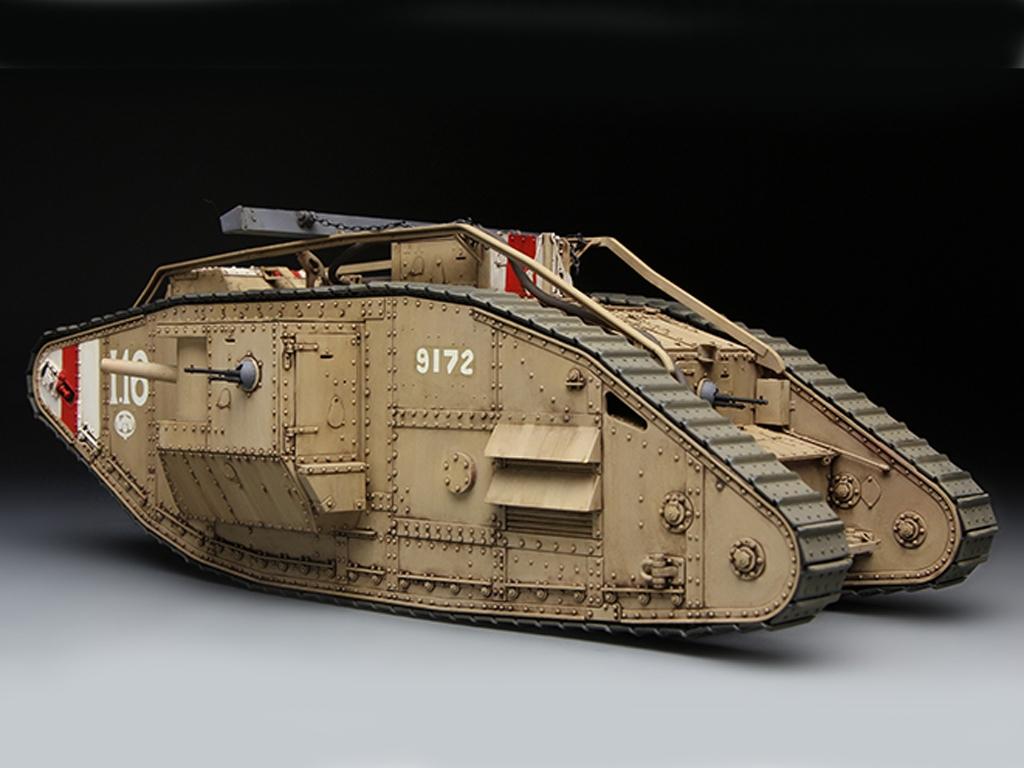 British Heavy Tank Mk.V Male  (Vista 3)