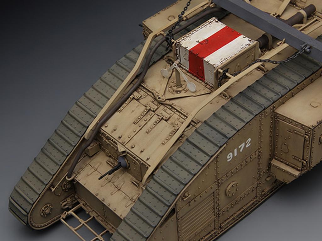 British Heavy Tank Mk.V Male  (Vista 4)