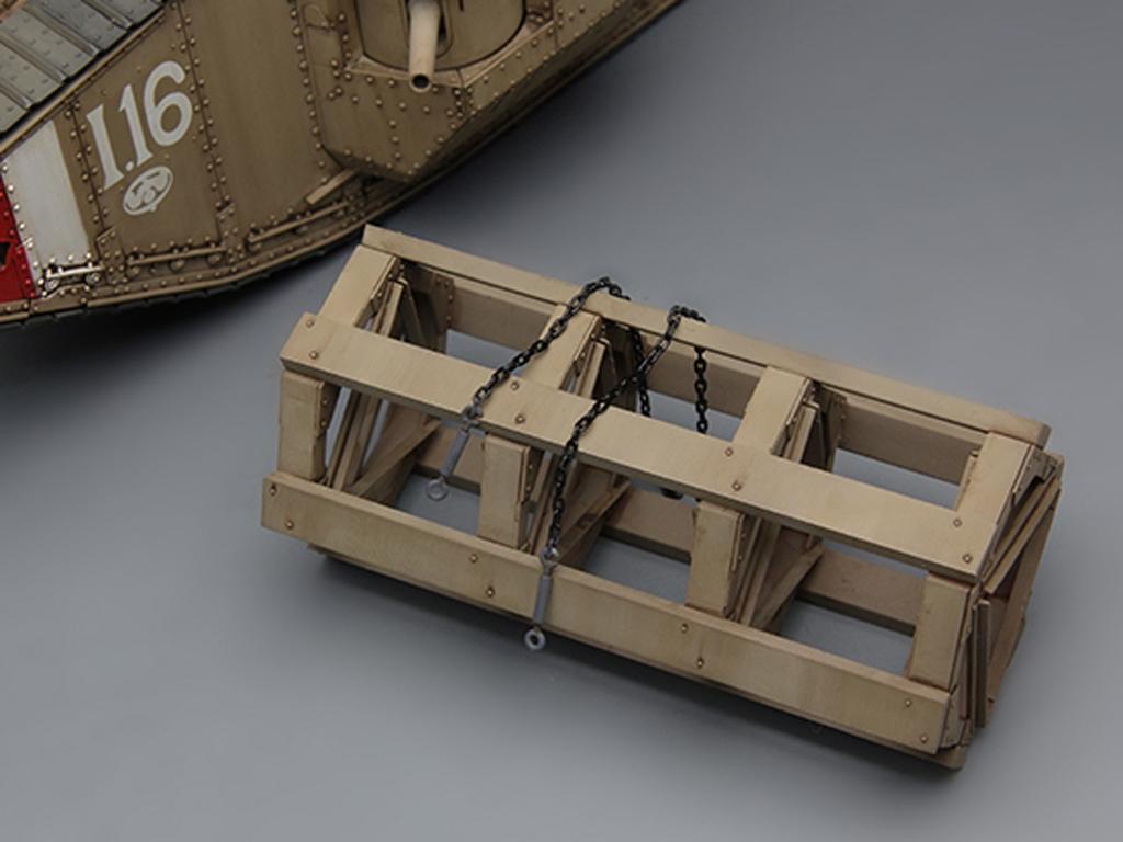 British Heavy Tank Mk.V Male  (Vista 5)