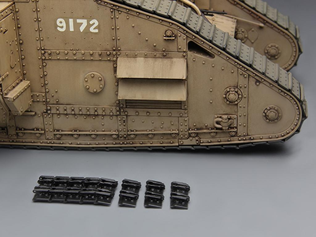 British Heavy Tank Mk.V Male  (Vista 6)