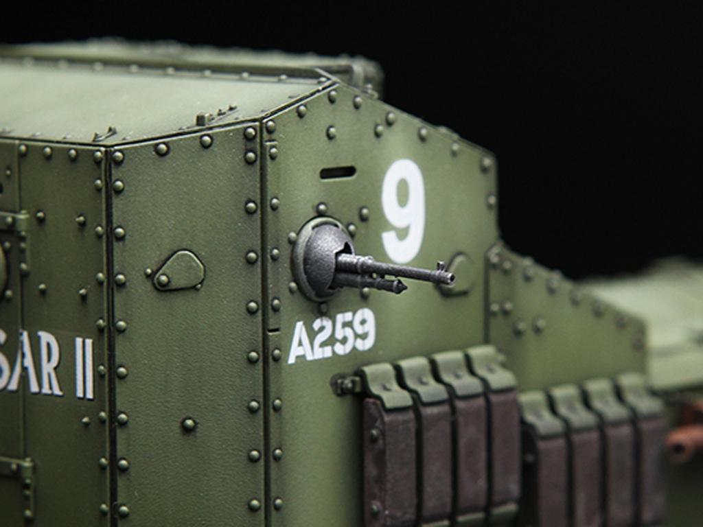 British Medium Tank Mk.A Whippet   (Vista 10)
