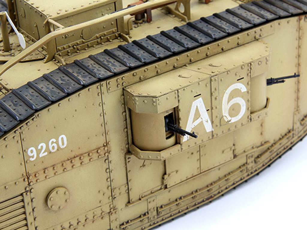 British Heavy Tank Mk.V Female  (Vista 10)