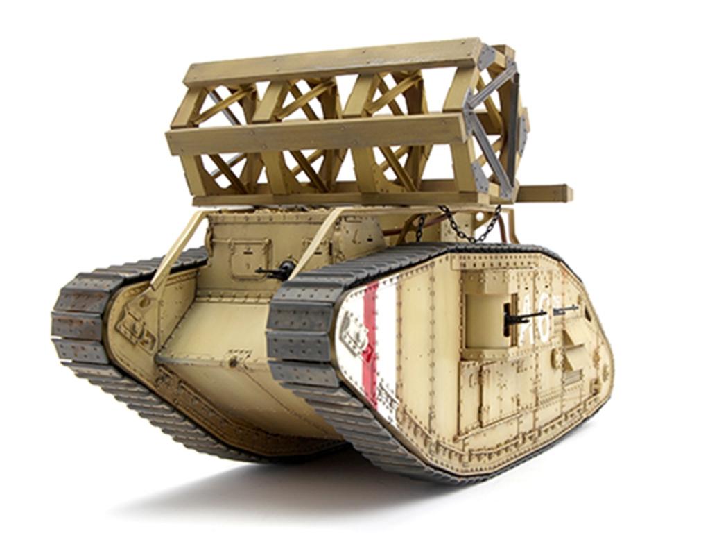 British Heavy Tank Mk.V Female  (Vista 2)