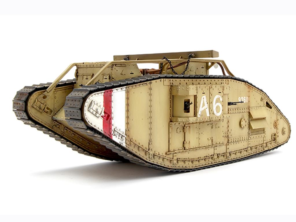 British Heavy Tank Mk.V Female  (Vista 3)