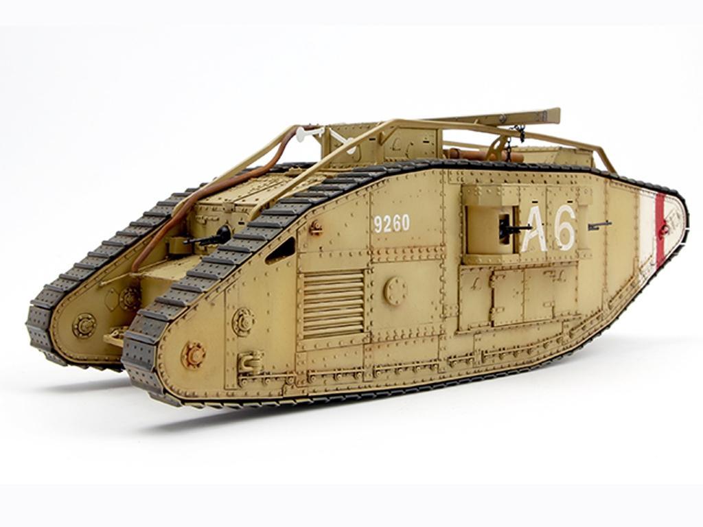 British Heavy Tank Mk.V Female  (Vista 4)