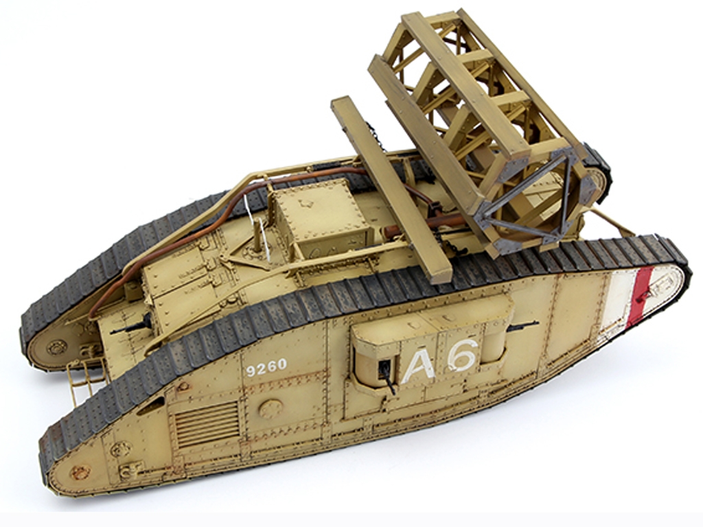 British Heavy Tank Mk.V Female  (Vista 5)