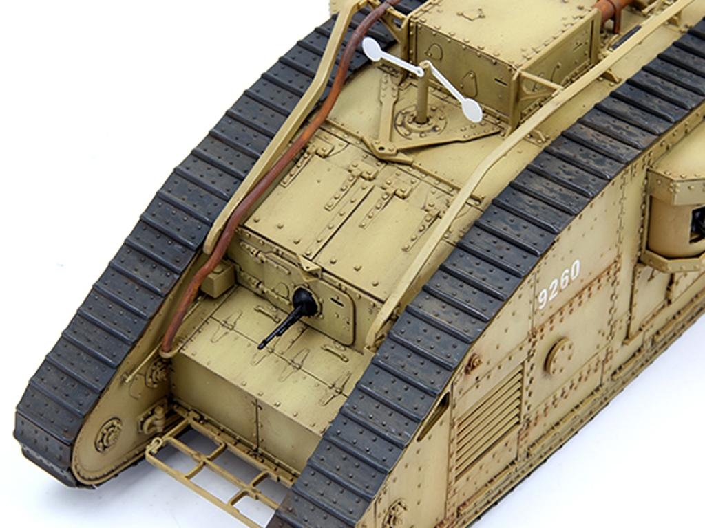 British Heavy Tank Mk.V Female  (Vista 8)