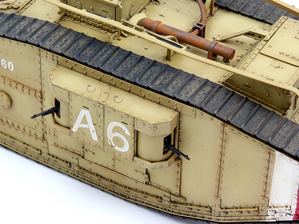 British Heavy Tank Mk.V Female  (Vista 9)
