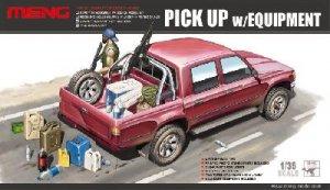 Pick Up truck 4x4 - Ref.: MENG-VS002