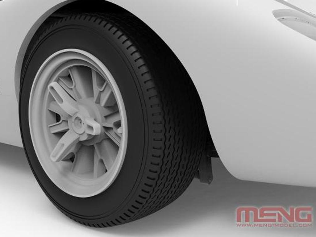Ford GT40 Mk.II '66 (Vista 9)