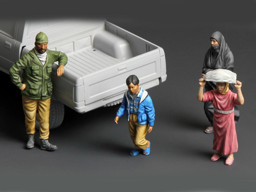 Civiles en Oriente Medio (Vista 2)