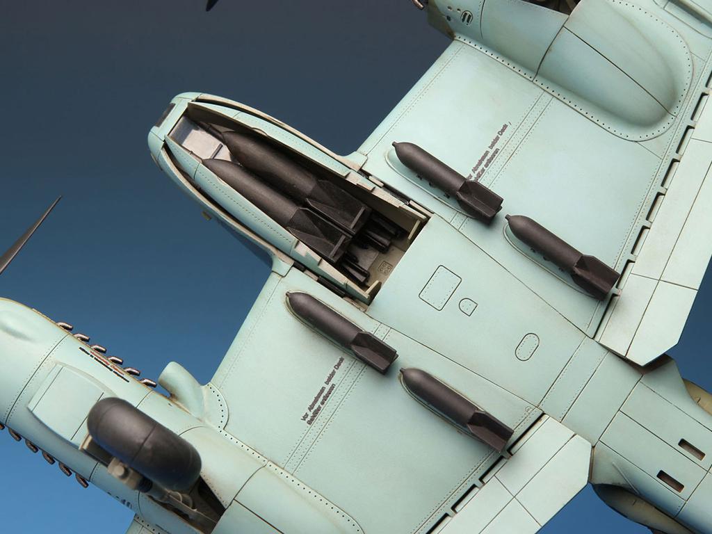 Messerschmitt Me410A-1 High Speed Bomber (Vista 2)