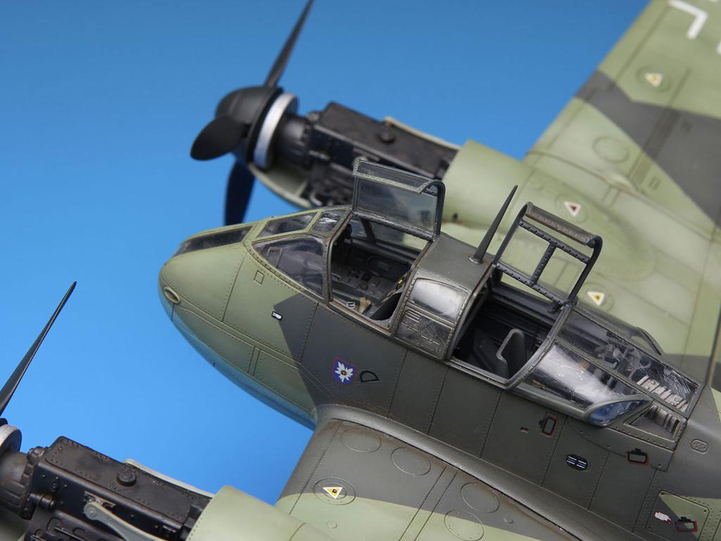 Messerschmitt Me410A-1 High Speed Bomber (Vista 5)