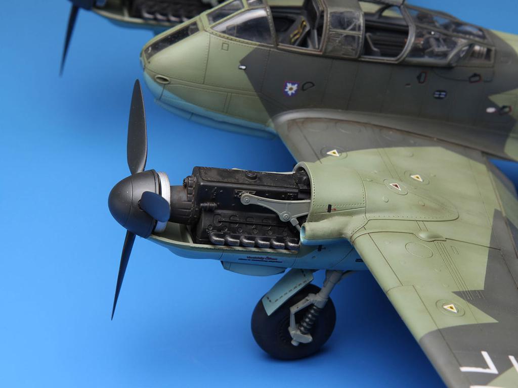 Messerschmitt Me410A-1 High Speed Bomber (Vista 6)