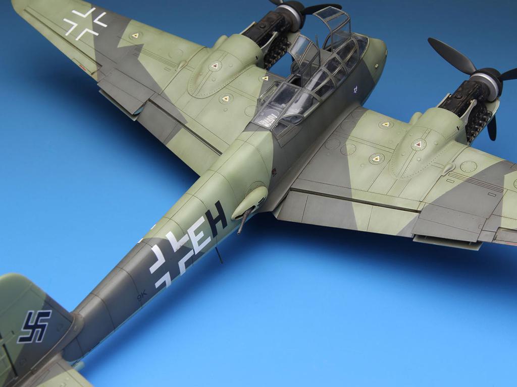 Messerschmitt Me410A-1 High Speed Bomber (Vista 7)