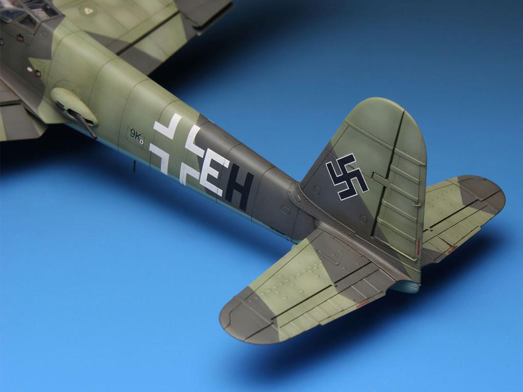 Messerschmitt Me410A-1 High Speed Bomber (Vista 8)