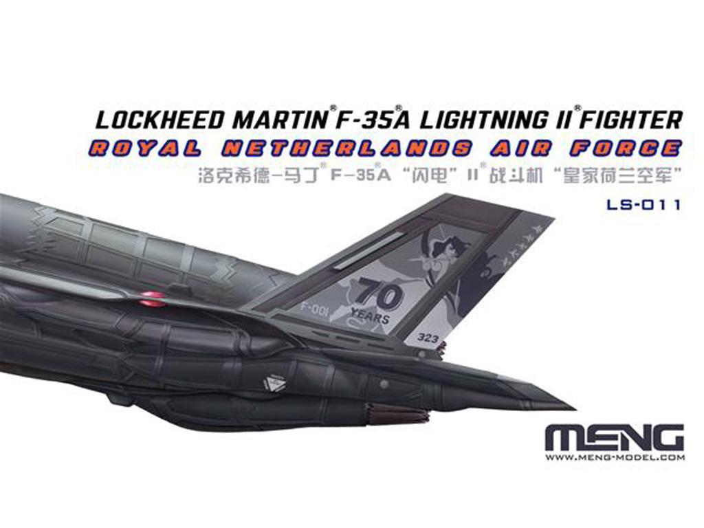 Lockheed Martin F-35A Lightning II  (Vista 2)