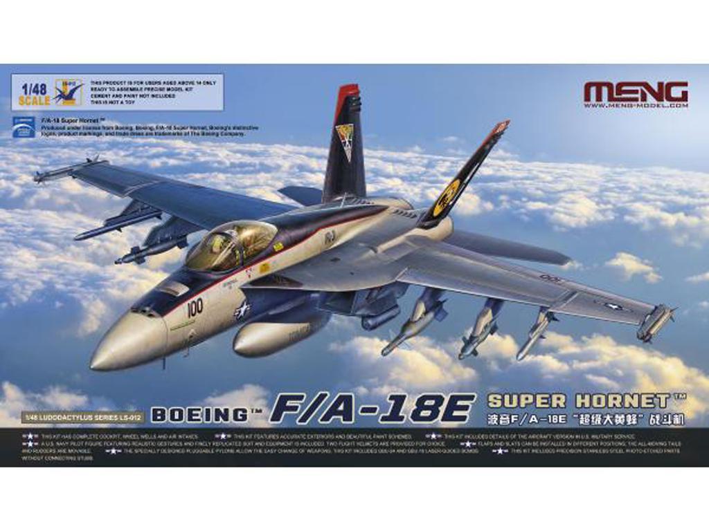 Boeing F/A-18E Super Hornet (Vista 1)