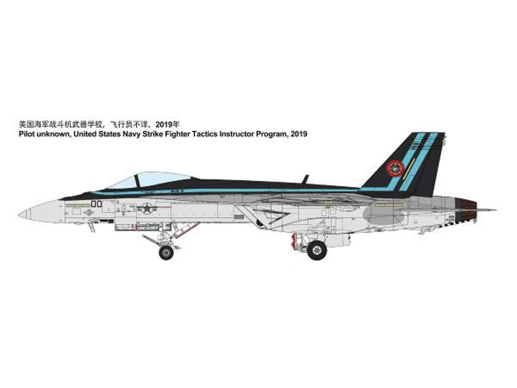 Boeing F/A-18E Super Hornet (Vista 2)
