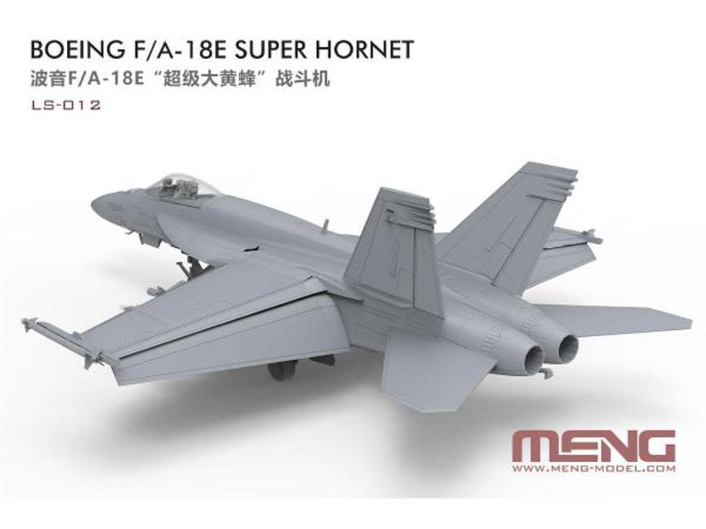 Boeing F/A-18E Super Hornet (Vista 9)