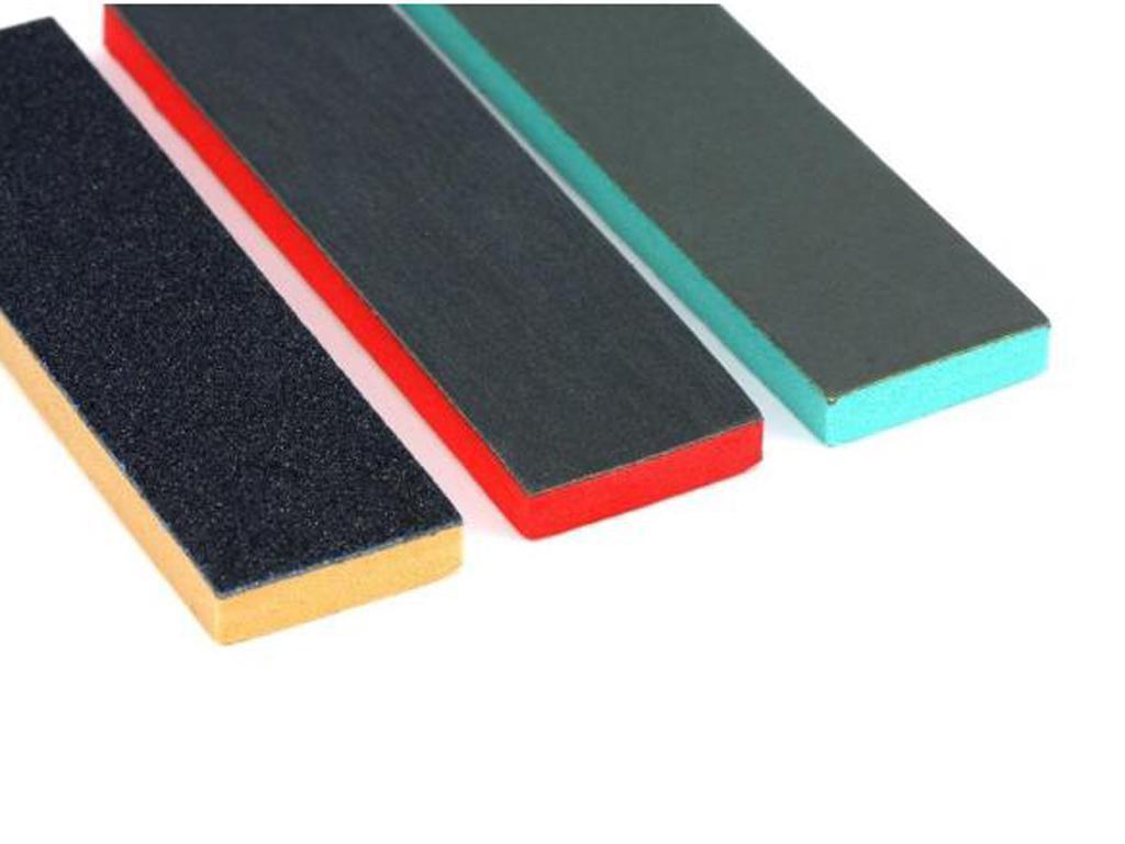 Papel de lija flexible extra fino / 180 (Vista 1)