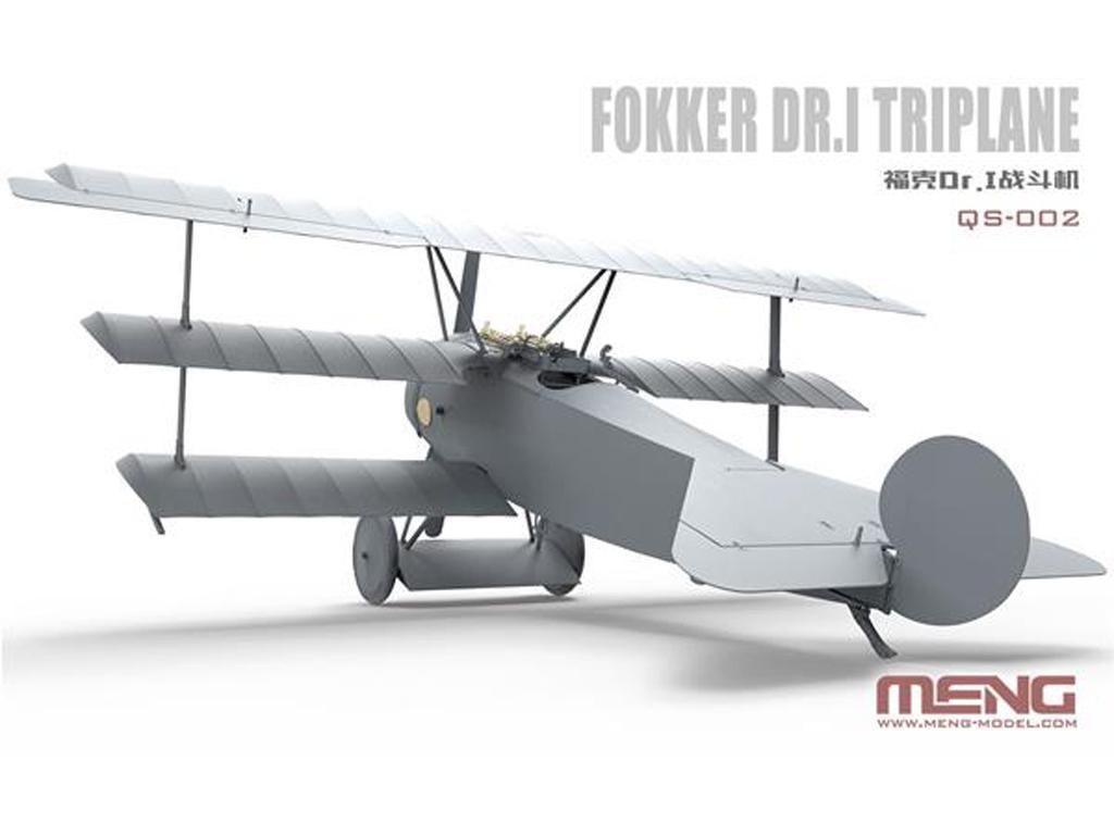 Fokker Dr.I Triplane (Vista 2)