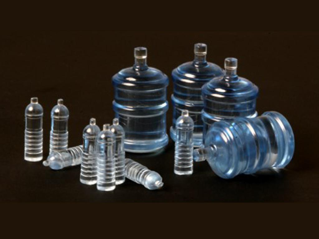Botellas y garrafas de Agua (Vista 1)