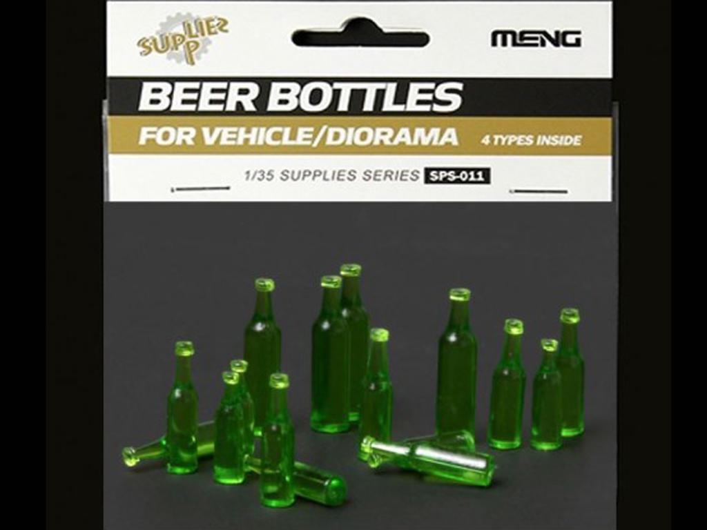 Botellas de cerveza (Vista 1)