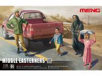 Civiles en Oriente Medio (Vista 5)