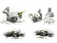 Tanquistas Fuerzas Armadas Rusas (Vista 4)