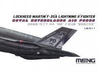 Lockheed Martin F-35A Lightning II  (Vista 4)