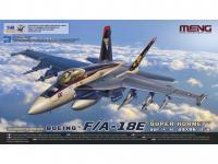 Boeing F/A-18E Super Hornet (Vista 13)