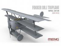Fokker Dr.I Triplane (Vista 6)