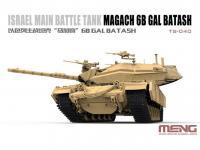 Israel Main Battle Tank Magach 6B GAL BATASH (Vista 7)