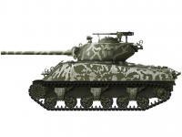 U.S. Medium Tank M4A3 (76) W Sherman  (Vista 10)