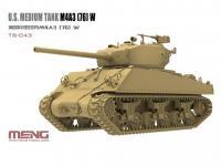 U.S. Medium Tank M4A3 (76) W Sherman  (Vista 11)
