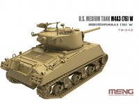 U.S. Medium Tank M4A3 (76) W Sherman  (Vista 12)