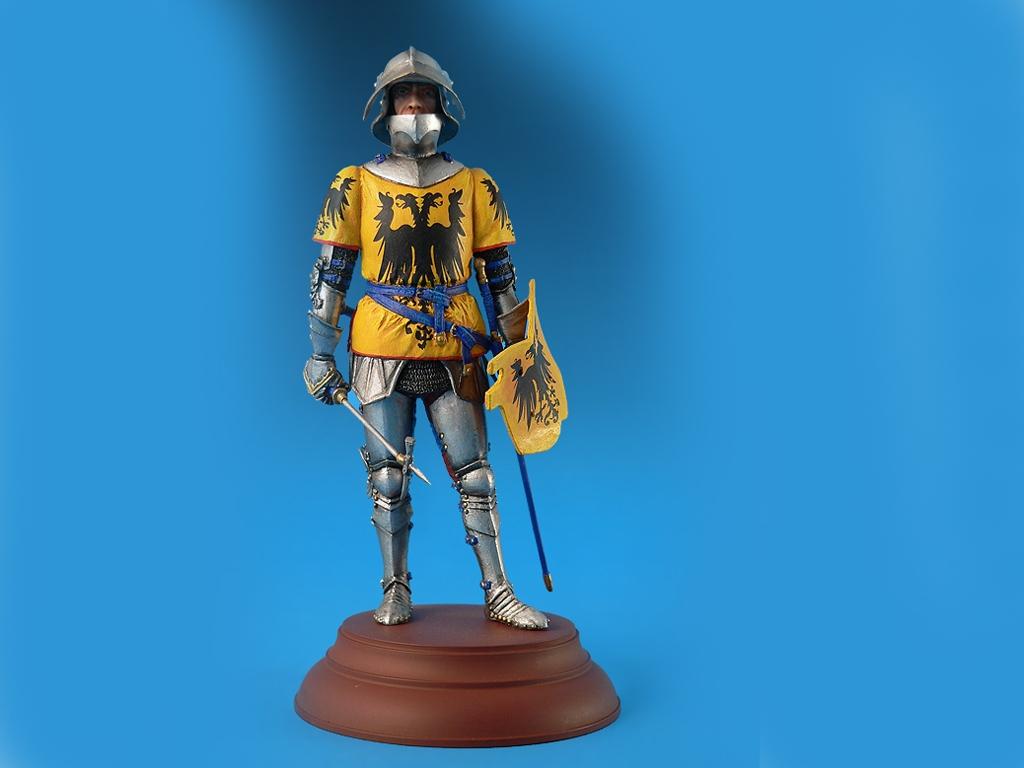 Caballero Aleman Siglo XV  (Vista 2)
