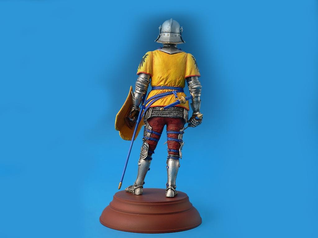 Caballero Aleman Siglo XV  (Vista 3)