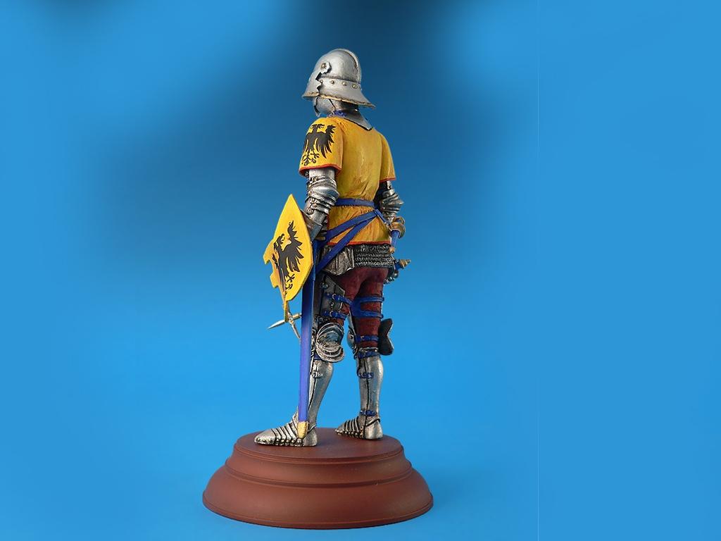 Caballero Aleman Siglo XV  (Vista 4)