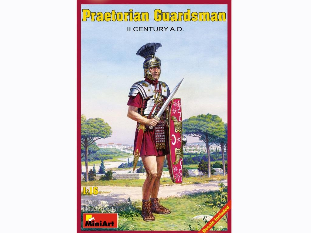 Pretoriano S.II A.D  (Vista 1)