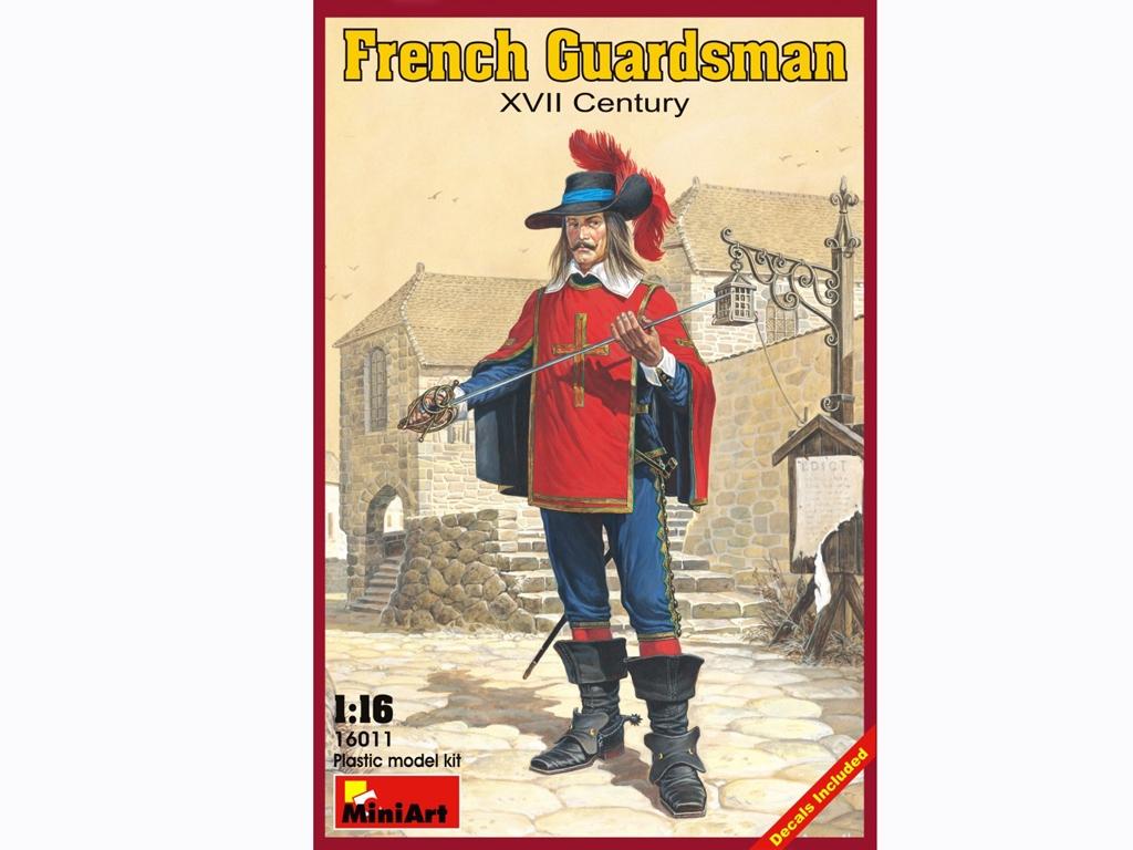 Guardia Francesa, Siglo XVII  (Vista 1)