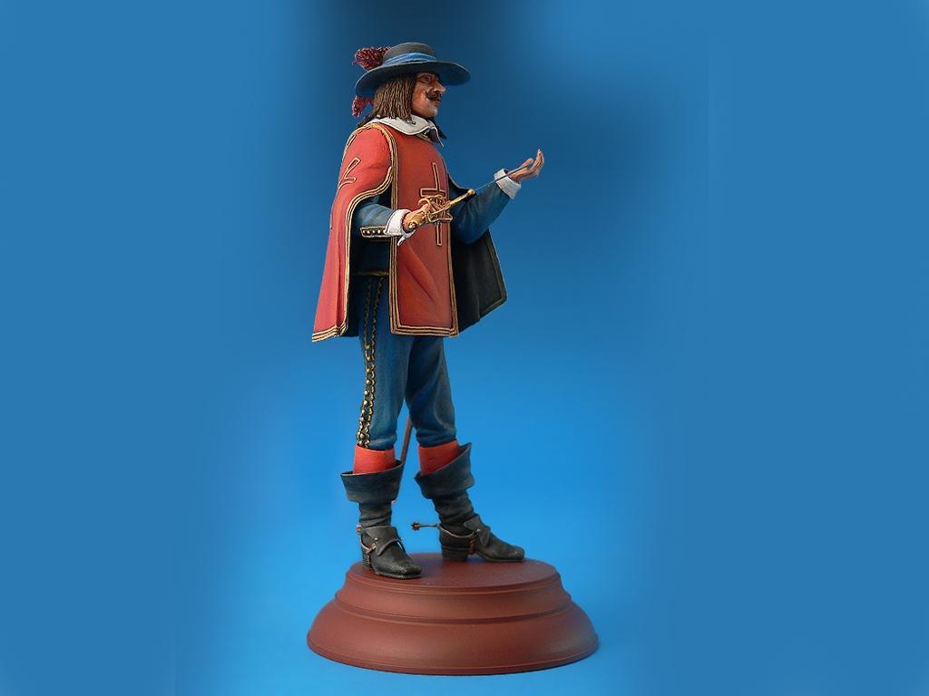 Guardia Francesa, Siglo XVII  (Vista 4)