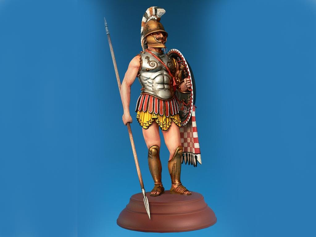 Griego Hopilita IV Century B.C.  (Vista 2)
