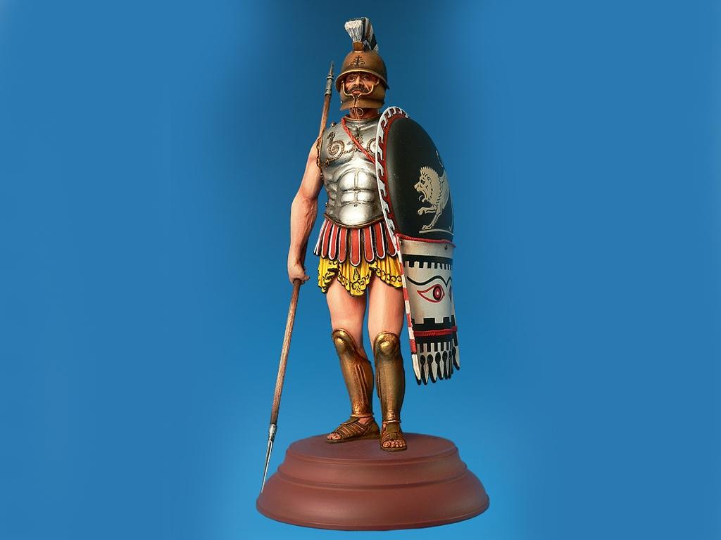 Griego Hopilita IV Century B.C.  (Vista 4)