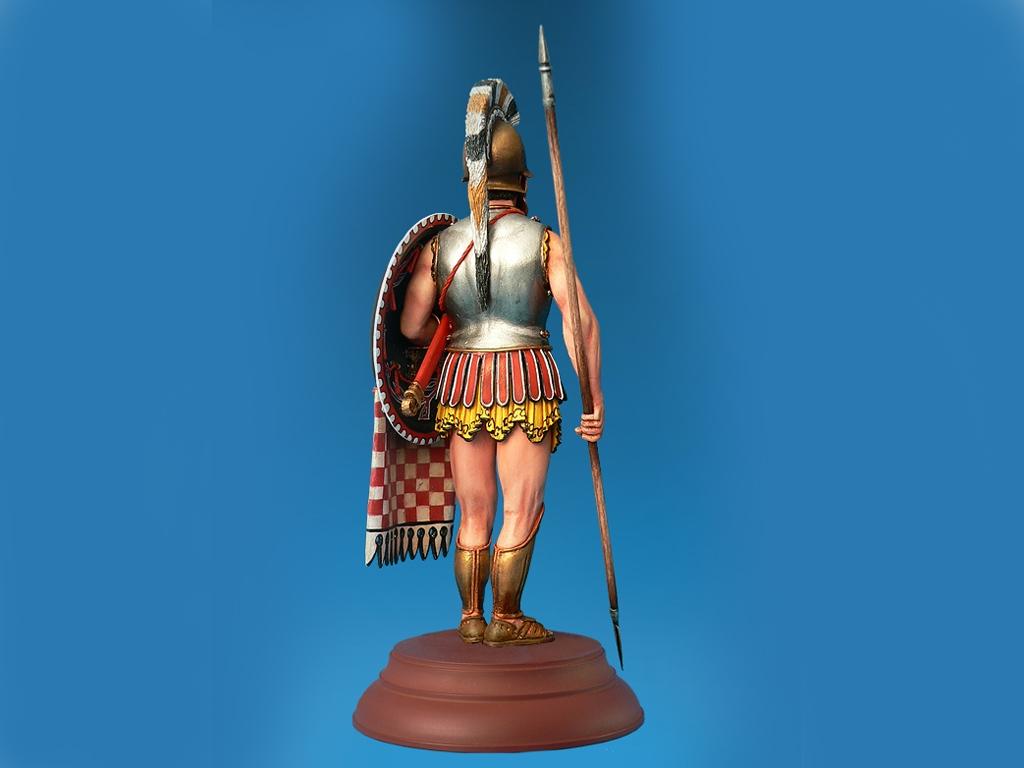 Griego Hopilita IV Century B.C.  (Vista 5)