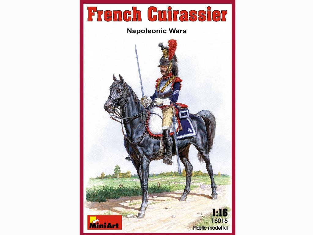 Coracero Frances de las Guerras Napoleon  (Vista 1)